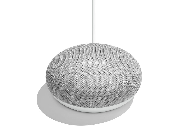 Google Home Mini KNX