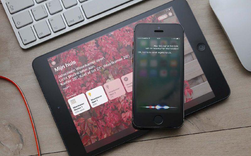 Siri, maak het gezellig…